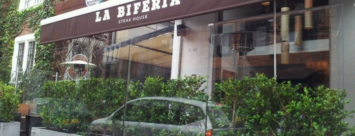 La Biferia is one of Restaurantes visitados.