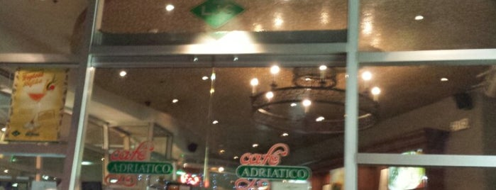Cafe Adriatico is one of ?.
