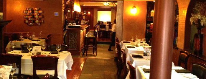 Ristorante Piccolo is one of The 15 Best Places with a Balcony in Washington.
