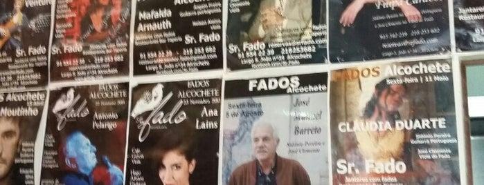 Sr. Fado is one of Fados.