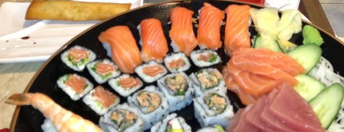 Umê Sushi is one of Rio de Janeiro.