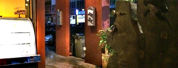 De Borneo Bistro & Cafe is one of Johor/JB :Cafe connoisseurs Must Visit.