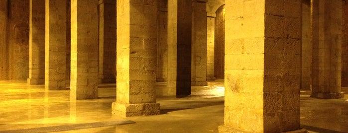 Àntic depòsit del pla de l'aigüa is one of Guia de llocs per visitar i gaudir a Lleida.