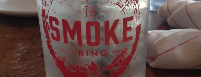 The Smoke Ring is one of Top 10 favorites places in Atlanta Ga.