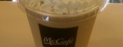 McDonald's is one of Eateries.