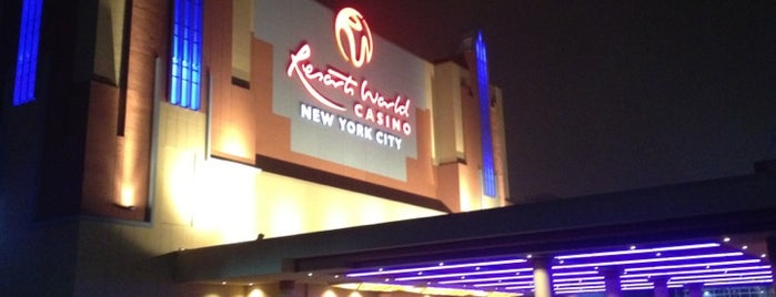 Resorts World Casino - New York City is one of NYC - Quick Bites!.