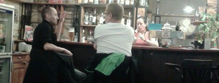 Iluze is one of prazsky bary / bars in prague.