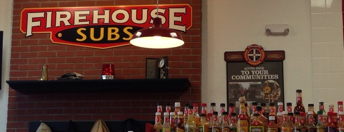 Firehouse Subs is one of Favorite Restaurants.