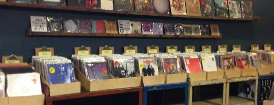 Vacation Vinyl is one of Los angeles.