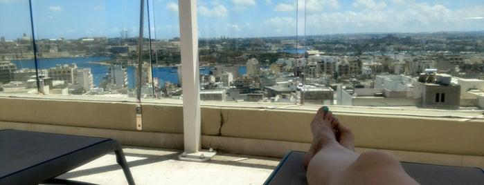 Victoria Hotel is one of Malta.