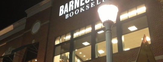 Barnes & Noble is one of places.