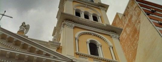 Catedral Metropolitana de Nossa Senhora da Ponte is one of Família Poppes.