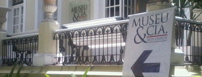 Museu & Cia Arte e Livro is one of Lar das Musas.