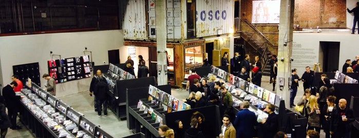 Rough Trade is one of The 15 Best Places with Live Music in Brooklyn.