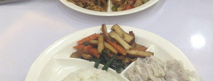 Quan Yin Chay is one of Vegetarian.