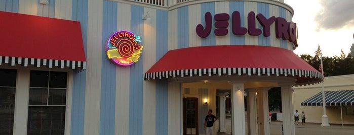 Jellyrolls is one of lotusphere.