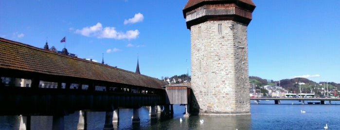 Lucerne is one of Free WLAN.