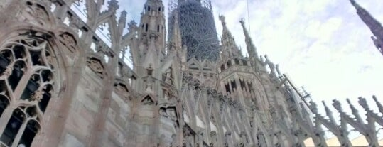 Terrazze del Duomo is one of Best places in Milan.