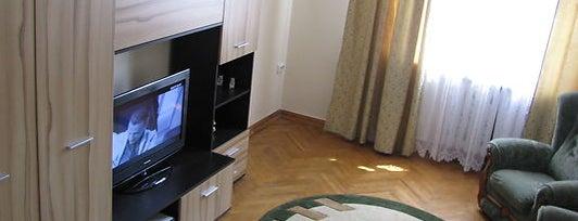 Апартаменты Center Apartments на Красноармейской is one of Отели Киева.