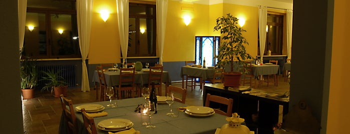 Ristorante Ghiaia Di Montalto is one of Vegan.