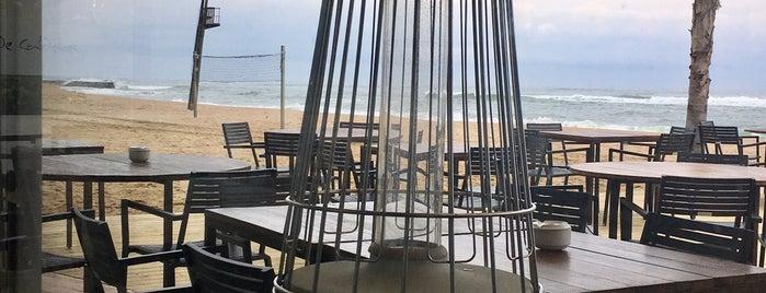 Sotavent. Platja de Caldetes. is one of Restaurants a la platja.