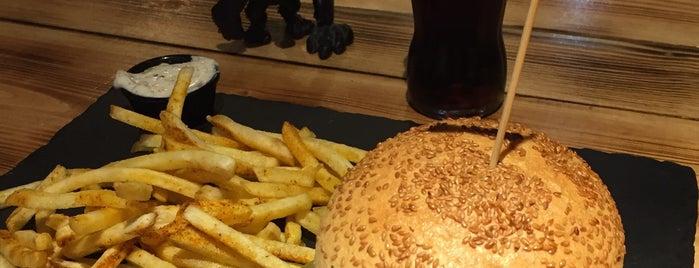 Gorill Burger House is one of Eskisehir.