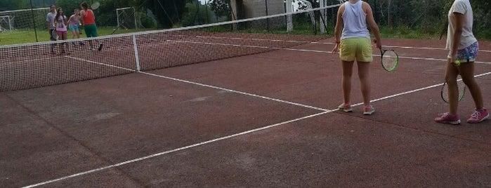 Γήπεδα Τέννις is one of Fun.