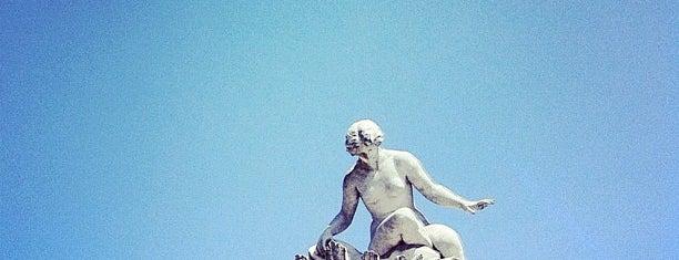 Fuente de las Nereidas is one of Buenos Aires - Puerto Madero.