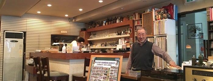 바오밥나무 is one of Coffee&desserts.