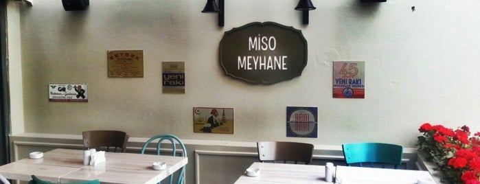 Miso Meyhane is one of 28.01.