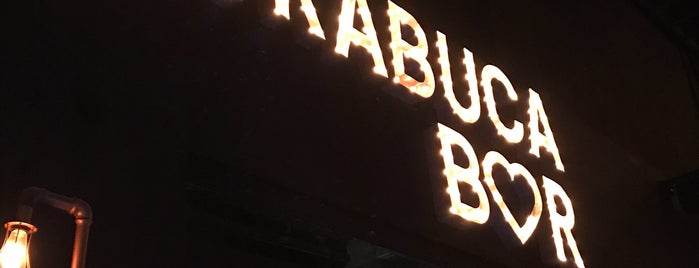 Trabuca Bar is one of Bares.