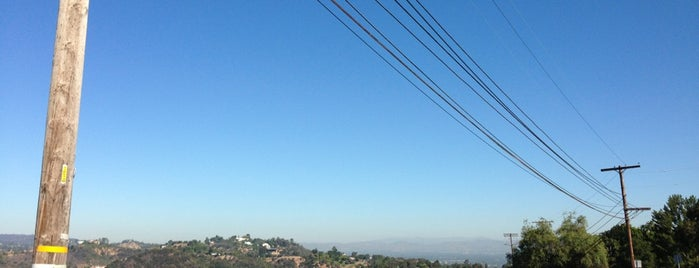 Mulholland Scenic Overview is one of 87 Free Things To Do in LA.