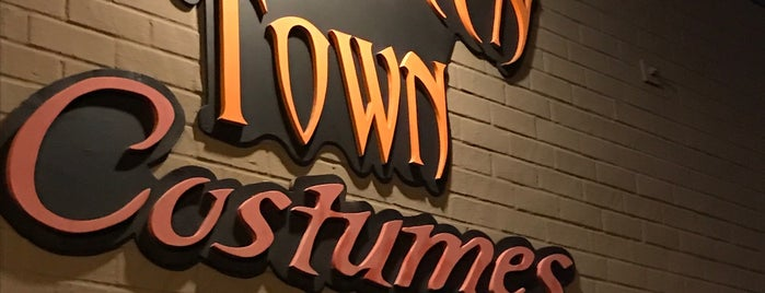 Halloween Town Costumes is one of LOCAL RETAILERS.