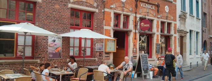 Apéro & Brasserie Venice is one of Brugge, Belgio.