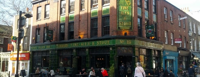 Exmouth Arms is one of London Pint.