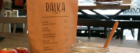 Raika is one of İzmir.