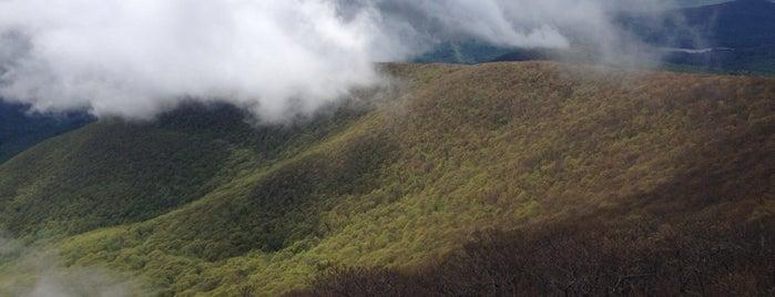 Overlook Mountain is one of Woodstock, NY.