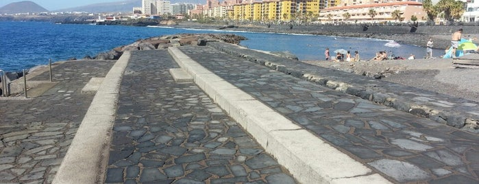 Playa Punta Larga Caletillas is one of Islas Canarias: Tenerife.