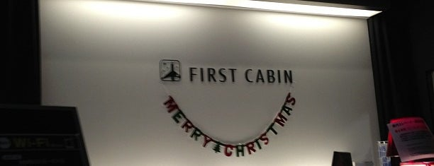 First Cabin Midosuji Namba is one of World.