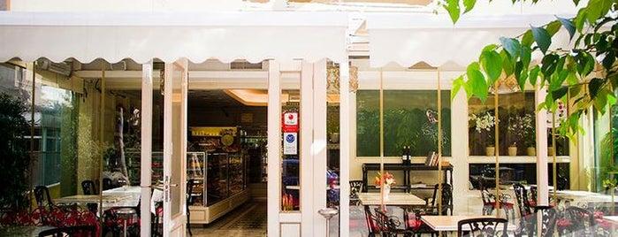 Coccinella Pasta Evi is one of Ankara.
