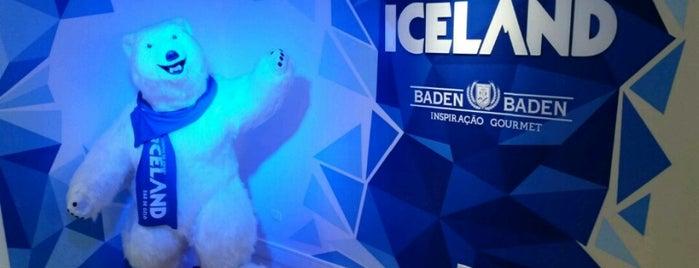 Iceland - Bar de Gelo is one of Os melhores passeios em Campos do Jordão.