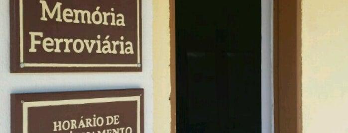 Centro De Memória Ferroviaria is one of Os melhores passeios em Campos do Jordão.