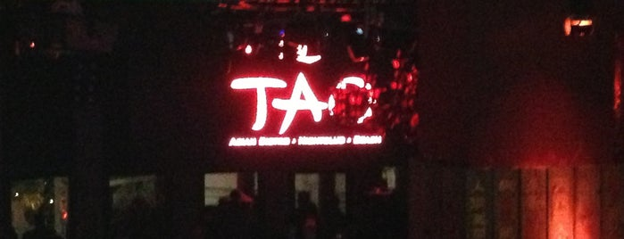 TAO Nightclub is one of Ferias USA 2012.