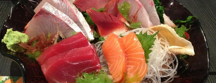 Honmono Sushi (ฮอนโมโน ซูชิ) 本物すし is one of Japanese Haven.