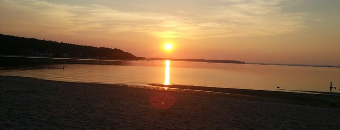 Centerport Beach is one of Explore Long Island.