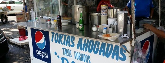 Tortas Ahogadas Dany is one of Tortas ahogadas pendientes de ir.