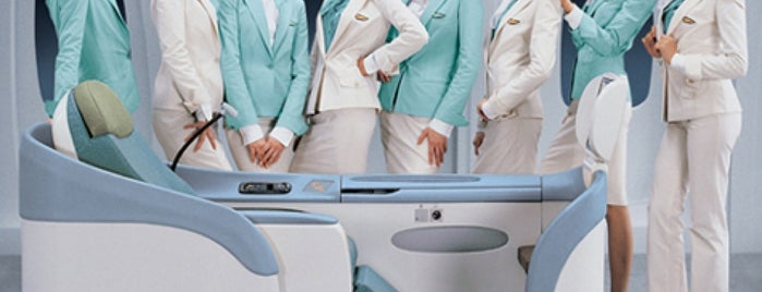 Korean Air is one of Private Car and Limousine Services.