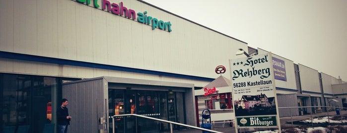 Frankfurt-Hahn Airport (HHN) is one of My Airports.