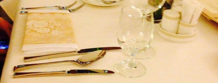 Rhapsody is one of TREND Top restaurants.