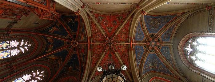 Cathédrale Saint-Pierre is one of Закладки IZI.travel.